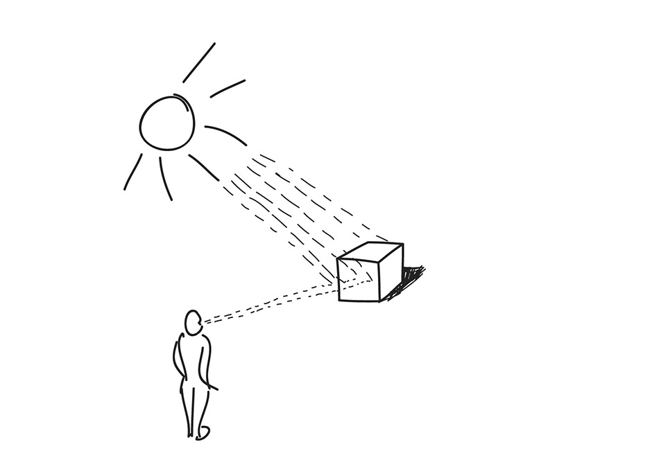 Phi lamp sketch